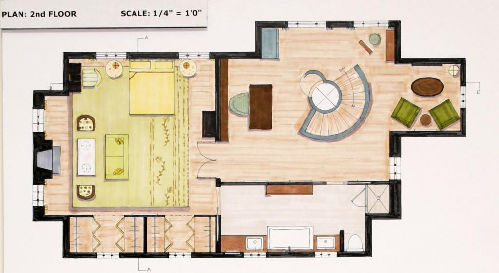 interior floor plans what interior designers do floor plans seabaugh interiors 12652
