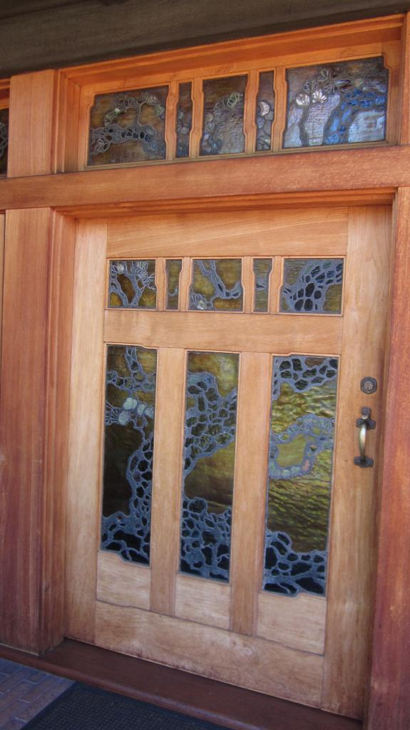 seabaugh interiors, brooklyn interior designer, gamble and gamble house, arts and crafts architecture