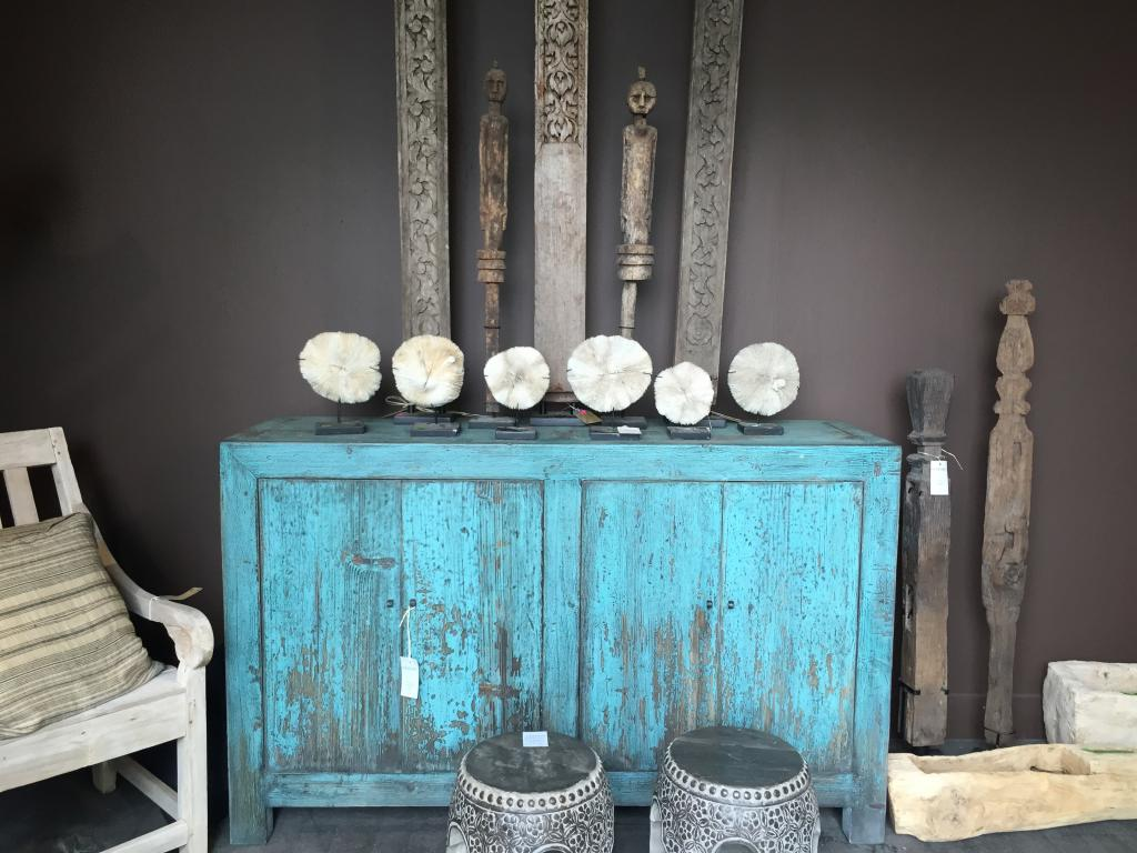 blue, media cabinet, wood cabinet, design, interior design, brooklyn, brooklyn interior decorators, distressed wood, theresa seabaugh interiors, chinese furniture