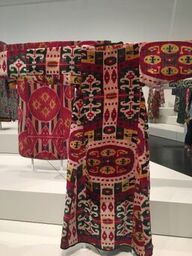 Ikat roundel. Power of Pattern LACMA 2019jpg_preview