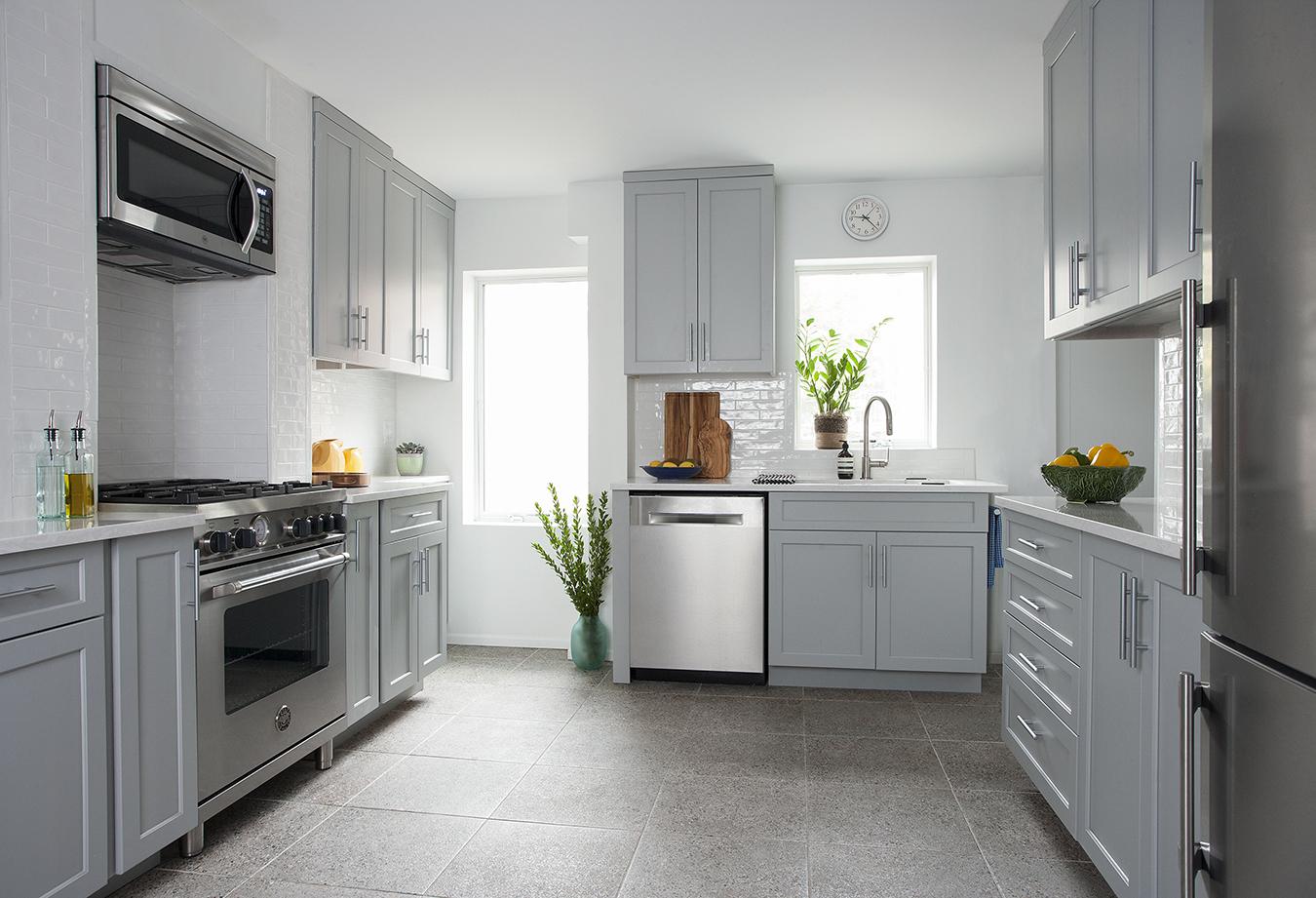 Seabaugh Interiors Brooklyn Kitchen