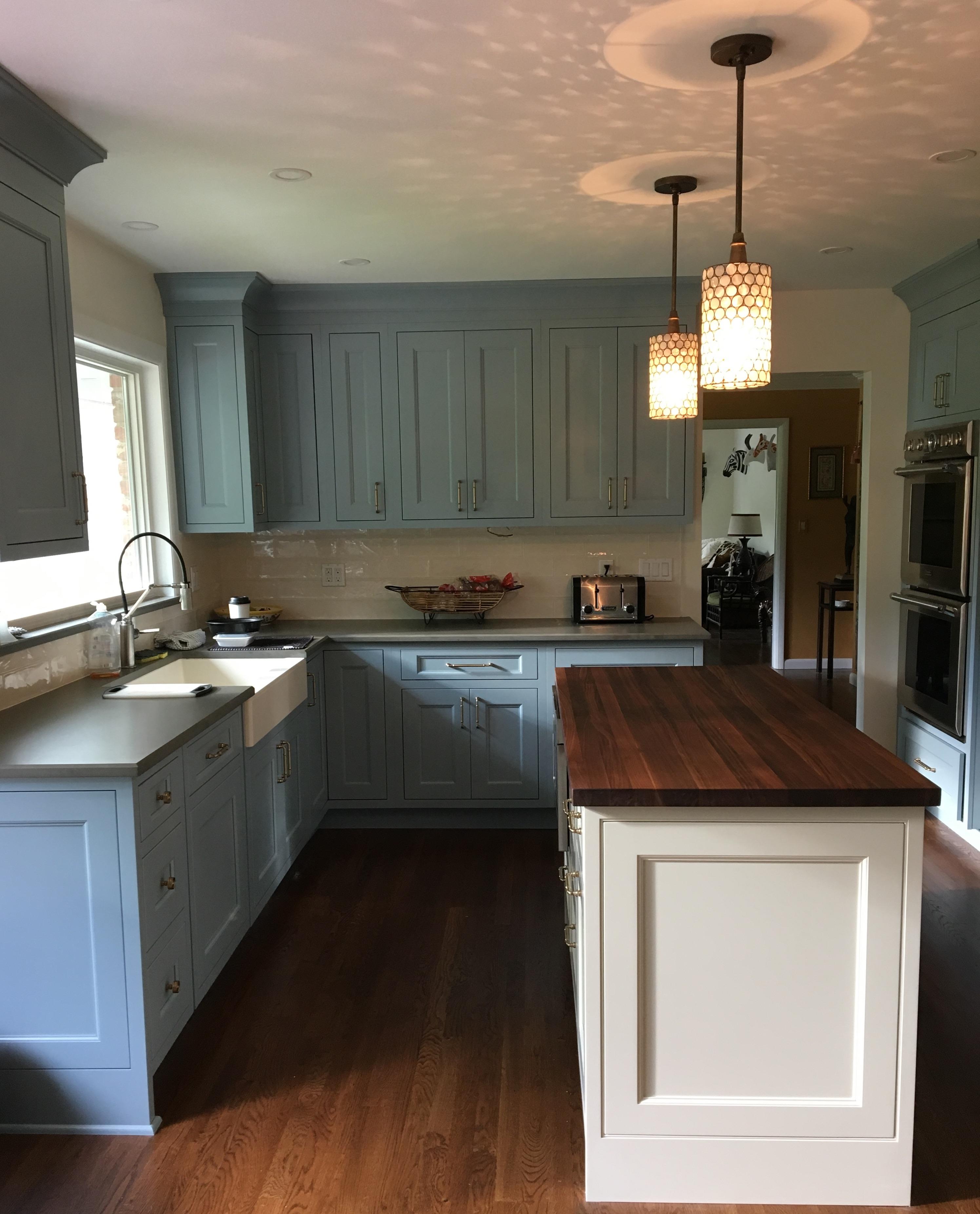 Westchester Kitchen Seabaugh Interiors